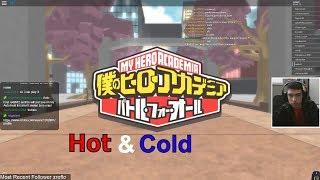 Quests mit hot und cold Quirk   Hero Academy Tempest (ROBLOX)