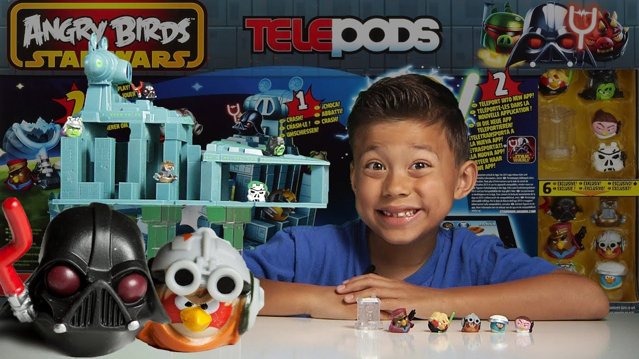 Angry Birds Star Wars Toys : Star destroyer angry birds star wars ii telepods week day