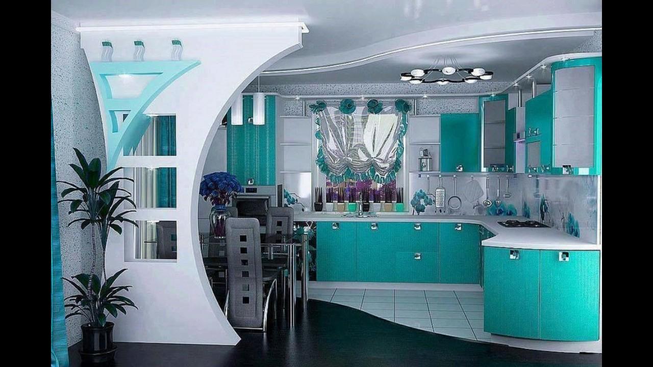 Modular Kitchen Designs - YouTube