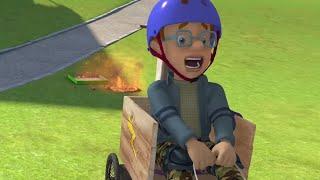 Brandweerman Sam ⭐️ Norman, de snelle koning! 🚀 🚒 Nieuwe Afleveringen | Kinderfilms | WildBrain