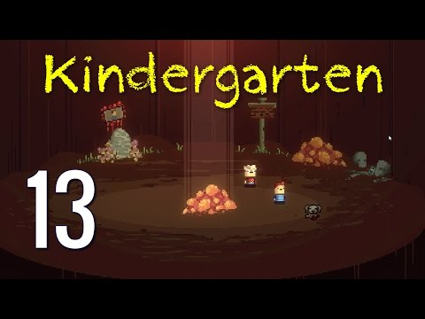 Ep 13 - Wrapping up the 5 remaining Monstermon cards (Let's play Kindergarten Steam Early Access)