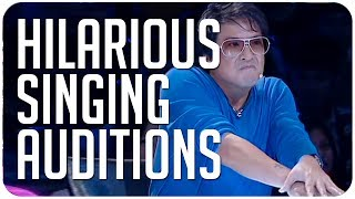 Hilarious singing auditions from Got Talent around the world!