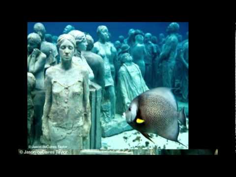 Jason deCaires Taylor - Underwater Sculptures - The Silent Evolution