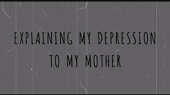 Explaining my depression to my mother // Sabrina Benaim // Audio // Spoken Poetry