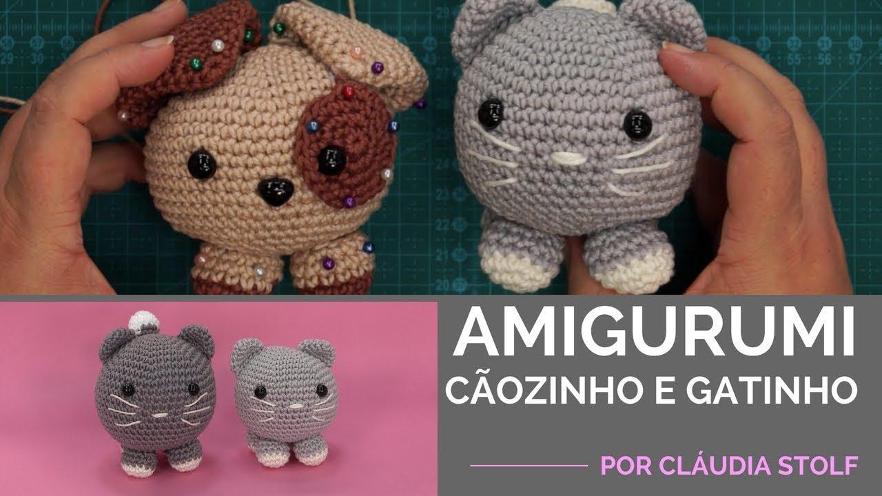Lanç. Exclusivo Círculo ! Com 2 Kits Amigurumi De Bichinhos! - R ... | 720x1280
