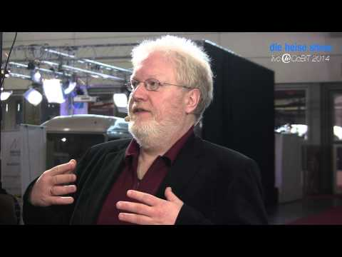 Die heise show @ CeBIT 2014, Tag 5: Messe-Fazit, Steve Wozniak, Überwachung