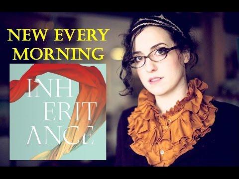 Audrey Assad - New Every Morning (Lyrics)
