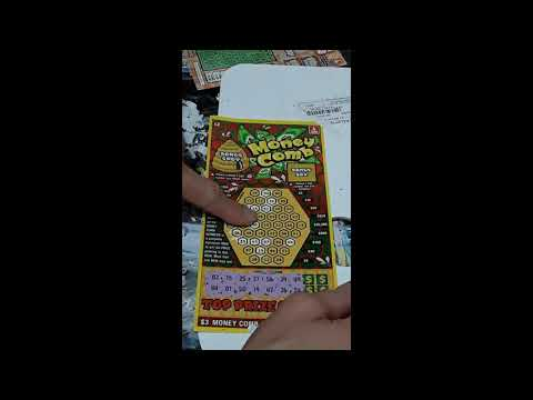 Money Comb $0 Scratch (Oregon Lottery) Ticket - Entertain Boredom