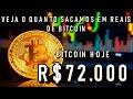Bitcoin bate recorde em reais: o que esperar? - YouTube