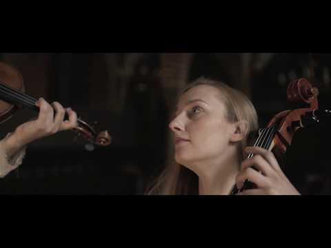 Kristine and Margarita Balanas : Handel - Halvorsen Passacaglia in G minor