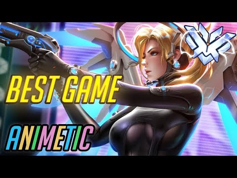 Best game of the season - Overwatch