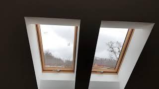 видео Мансардные окна - Можно ли купить оклад для мансардного окна? - Современные кровельные материалы: продажа и монтаж кровли