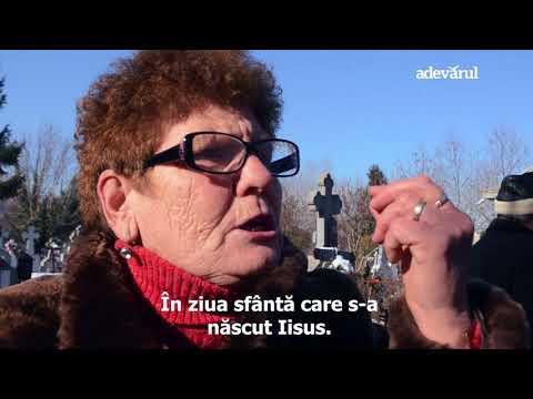 """""""Veșnica pomenire"""" a lui Ceaușescu, fără vin și colivă"""