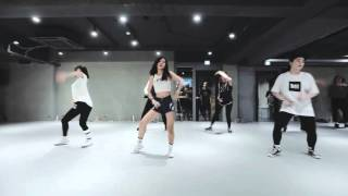 Stronger Clean Bandit Mina Myoung Choreography Mirrored