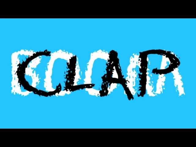 Charli XCX - Boom Clap (Lyrics Official Video)