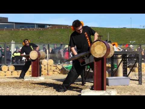 Logger Skills Mystery Creek 2014 Hotsaw v2