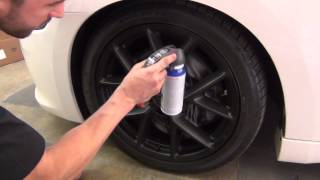 PlastiDip on Rims - New Brake Masking System!