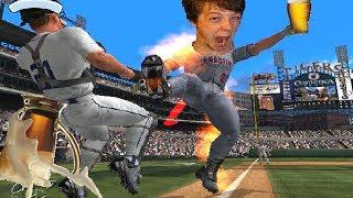 Drunkin Gaming - MLB SLUGFEST 2003! w/ Enemalate