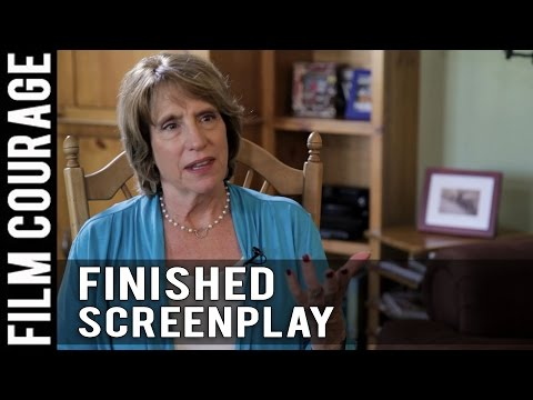 Two Important Steps A Screenwriter Should Take After Finishing A Screenplay by Carole Kirschner