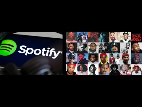 Spotify Accused of Making up Fake Artists & adding in their playlists to reduce amount paid to Label