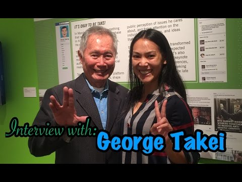 Takei meets Takee: Interview with George Takei