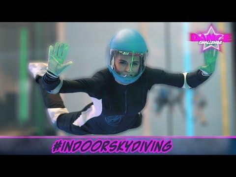 Dance Challenge | Aflevering 5 | Clip: Sarah danst in de lucht!