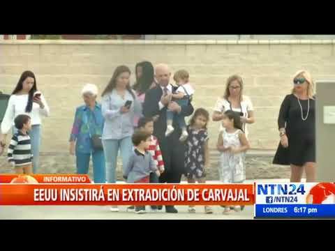 EEUU no desistirá en pedir a España la extradición de 'El Pollo' Carvaja