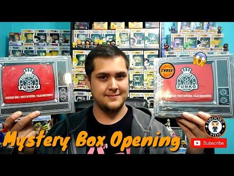 NEW Black Friday Gamestop Funko Mystery Box Opening