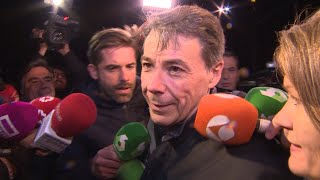 Ignacio González abandona la cárcel de Soto del Real