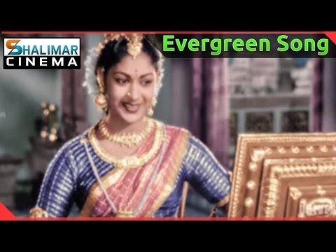 Evergreen Hit Song of the day || Neeve Naa Nanu Talachinadi Video Song || shalimarcinema