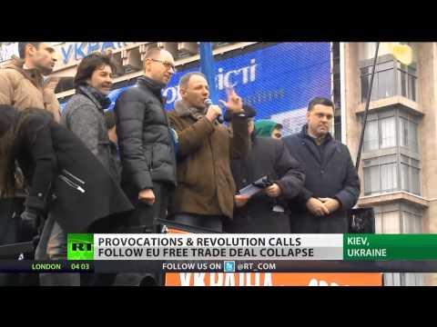 Putin  Ukraine unrest looks like planned action, not revolution