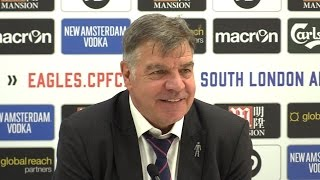 Crystal Palace 3-0 Arsenal - Sam Allardyce Full Post Match Press Conference