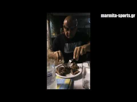 Ραπτόπουλος κάνει 'χαλάστρα' σε Κόκκινο-Παντελίδη & λογομαχεί με πασοκσή | Marmita-sports.gr