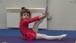 Балет для детей. Растяжка. Хореография для малышей.|Ballet for baby.