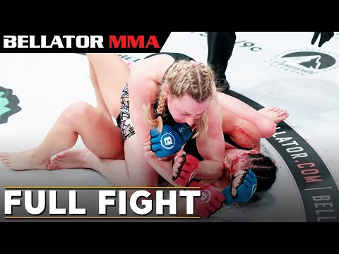 Full Fight | Kate Jackson vs. Lena Ovchynnikova - Bellator 223