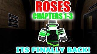 ROBLOX ROSE WALKTHROUGH CAPITOLI 1-3 (DORSO): TUTTO È CAMBIATO!