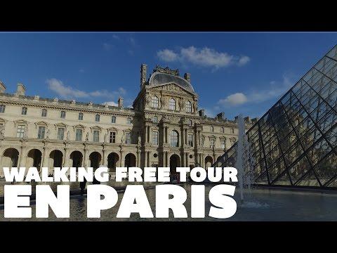 Walking FREE tour en París / Viajando por Europa #4 - GoCarlos