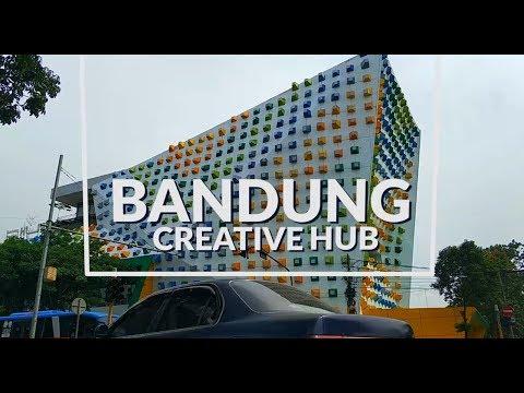 Nongkrong Produktif di Bandung Creative Hub!