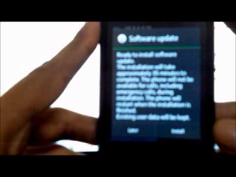 Sony Xperia L Update 4.2.2 jelly bean via OTA
