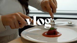 자취하는 대학생 브이로그 | 크리스마스 홈파티 + 음식…