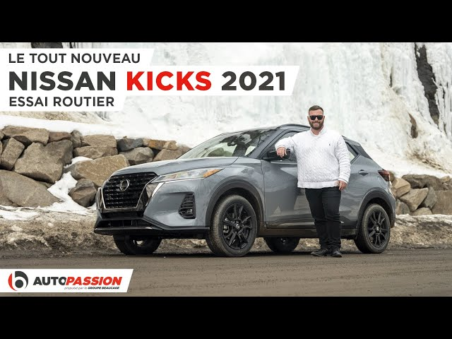 Nissan Kicks 2021 - Une Refonte Réussie !