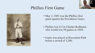 """Philadelphia's Ballparks"" with Jason Love | Cherry Hill Public Library"