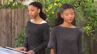 Say Something - Great Big World & Christina Aguilera COVER - Chloe & Halle