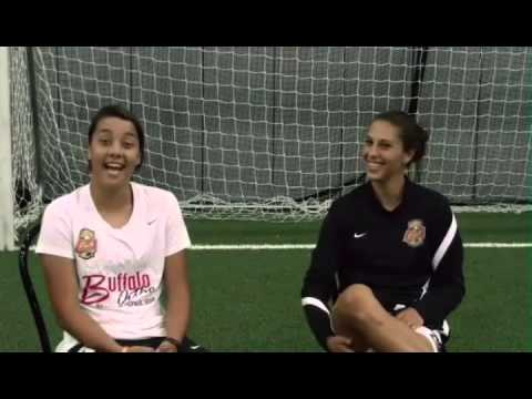 "Team ""Mates"" - Kerr and Carli - YouTube"