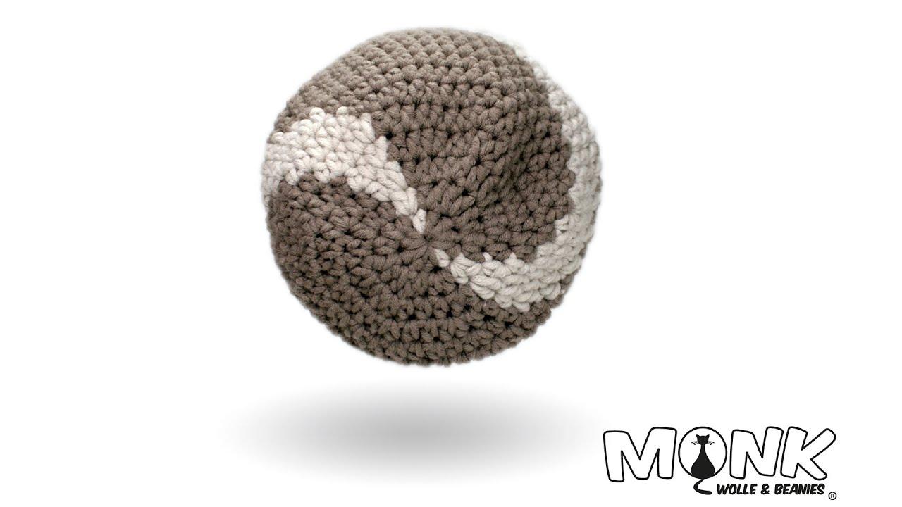 Crochet Hat Double Swirl Long Beanie English Youtube