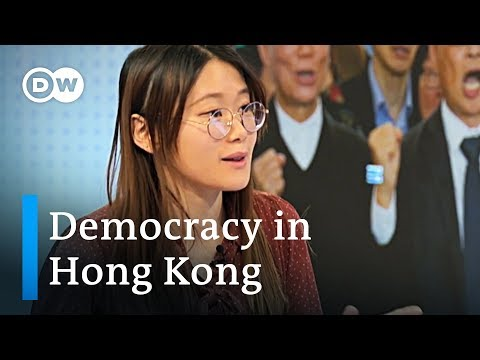 Hong Kong: 'Umbrella Movement' activists found guilty | Dw News