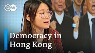 Hong Kong: 'Umbrella Movement' activists found guilty | Dw News
