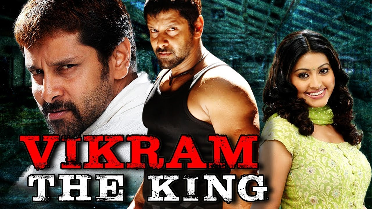 Vikram The King (King) Hindi Dubbed Full Movie | Vikram, Nassar, Sneha, Vadivelu