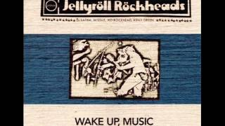 Jellyroll Rockheads - Isolated