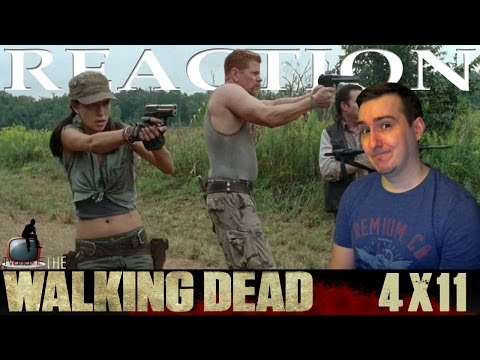 The Walking Dead S04E11 'Claimed' Reaction / Review